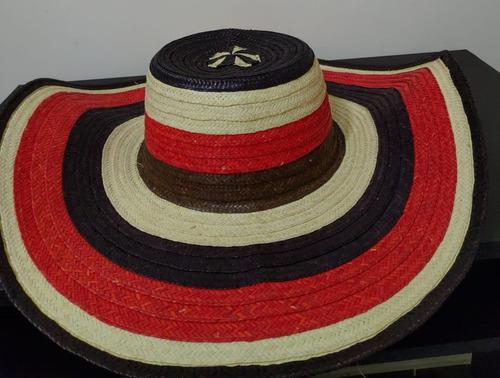 sombrero unisex en caña flecha