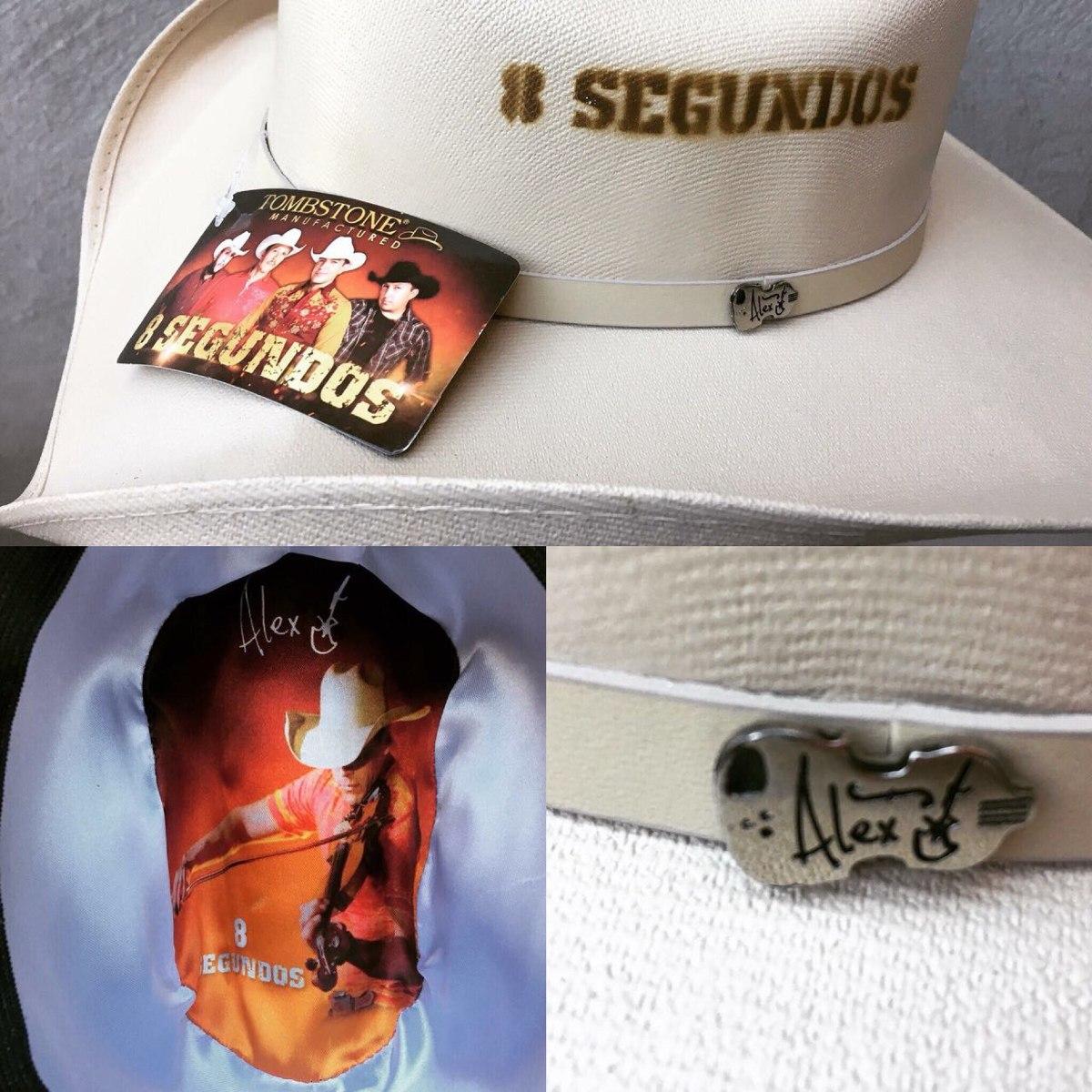 Sombrero Vaquero 8 Segundos -   600.00 en Mercado Libre 854ace5be04
