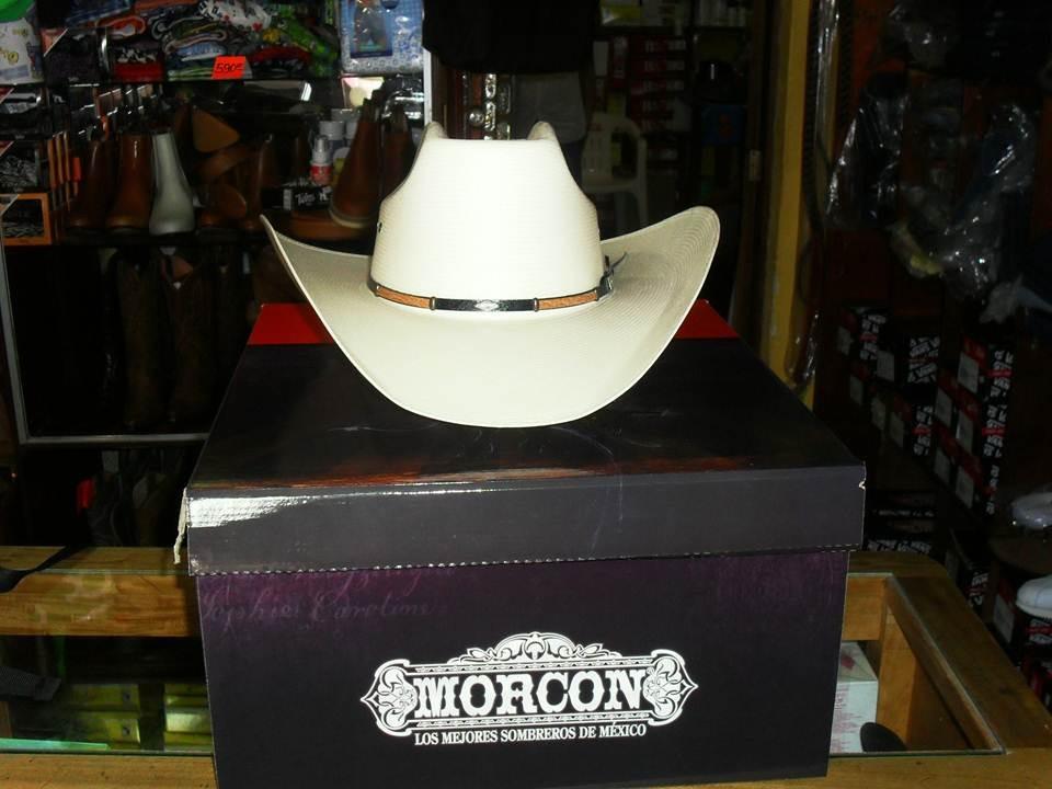 Sombrero Vaquero 8 Segundos Morcon 300x -   780.00 en Mercado Libre 397f9f88ed9