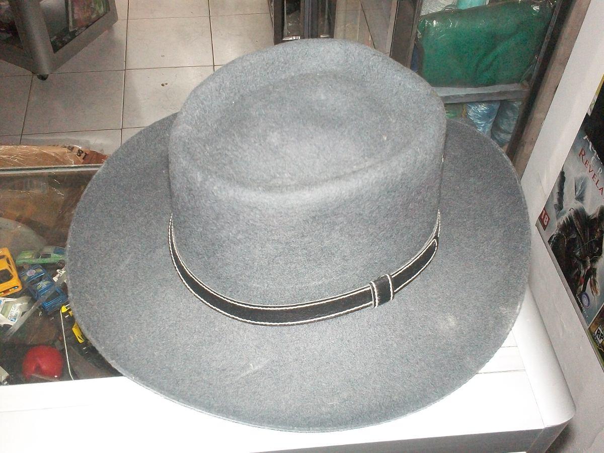 Sombrero Vaquero Americano Talla L Paño -   80.000 en Mercado Libre ea872eb877b