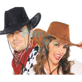 Sombrero Vaquero Cowboy Cotillón Carioca Fiesta