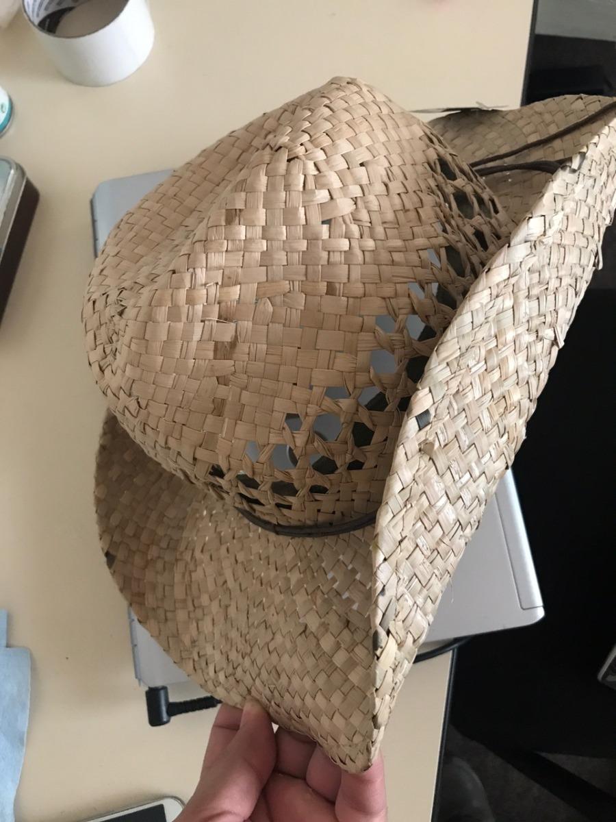 Sombrero Vaquero Cowboy Playa Dama De Paja -   349.00 en Mercado Libre d3cdbd1137b