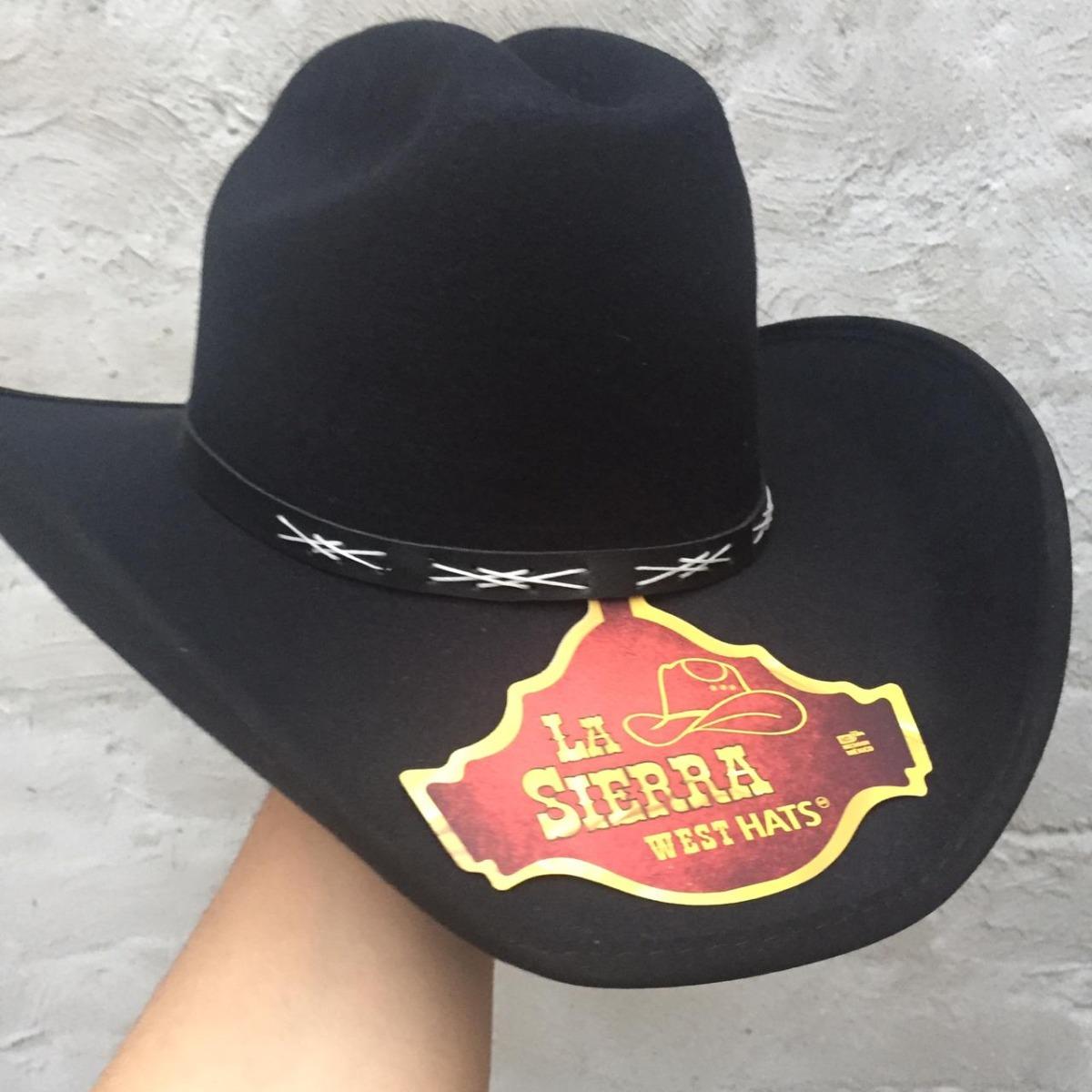 Sombrero Vaquero De Dubetina Horma Americana -   179.00 en Mercado Libre b442c3e6430