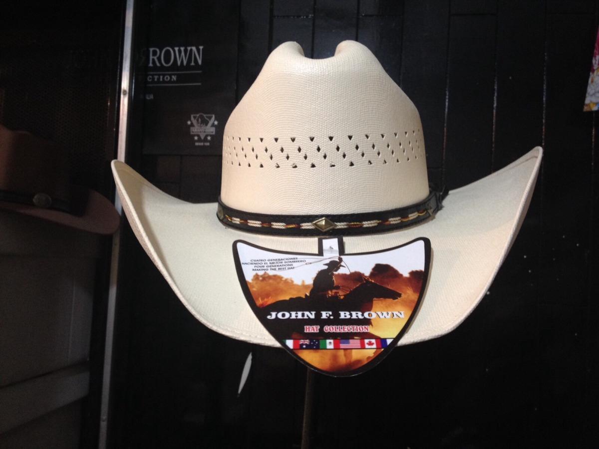 Sombrero Vaquero De Lona Perforado Mayoreo Y Menudeo -   277.00 en ... 69885a19373