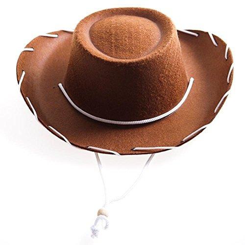 Sombrero Vaquero Fieltro Marrón Infantil Century Novedad Cen -   200.000 en Mercado  Libre ed7996f405a