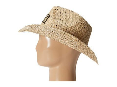 c8fab95a03fae Sombrero Vaquero Hombre Playa Ranger Mujer Moda Paja Verano ...