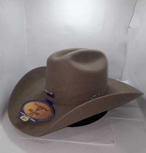 sombrero vaquero tipo apaluza en fieltro estilo stetson