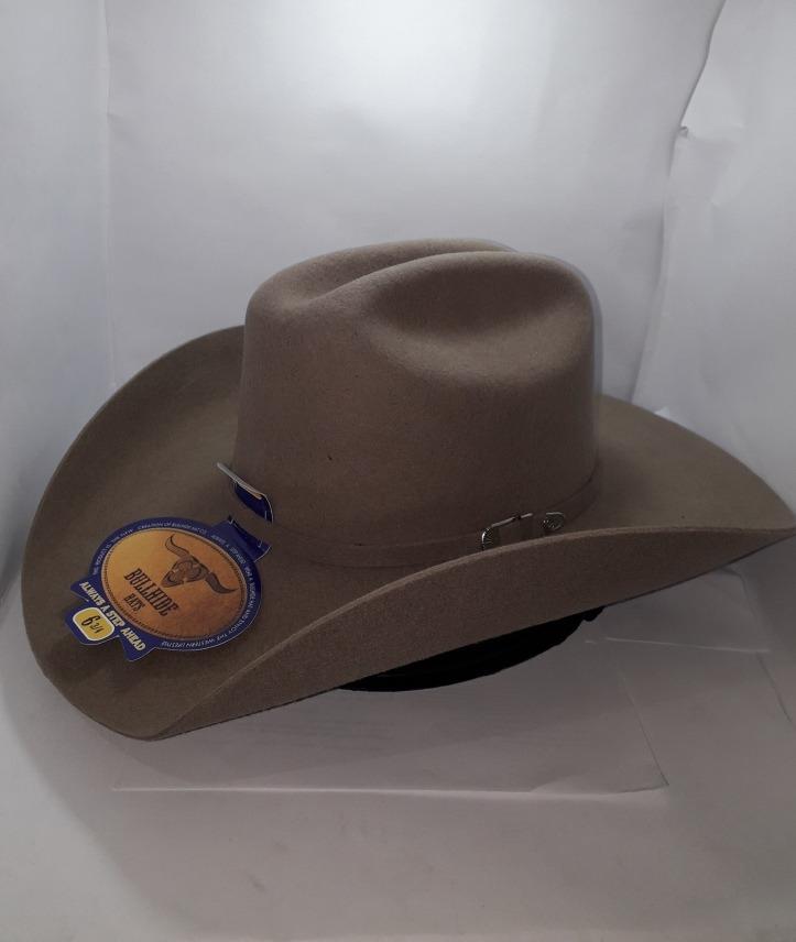 sombrero vaquero tipo apaluza en fieltro estilo stetson. Cargando zoom. 086a309f70a