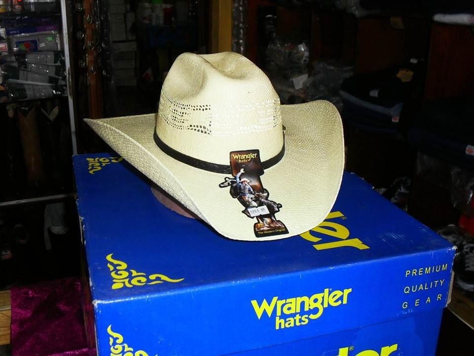 f42cf003d201c Sombrero Vaquero Wrangler Bangora Rodeo -   450.00 en Mercado Libre