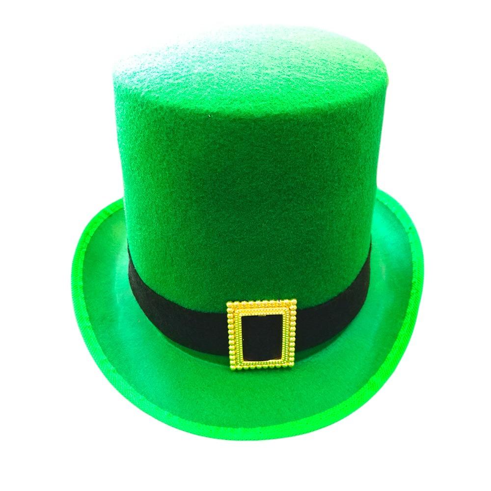 sombrero verde st patrick gorro duende disfraz cotillon fc. Cargando zoom. 9ffa02d01d84