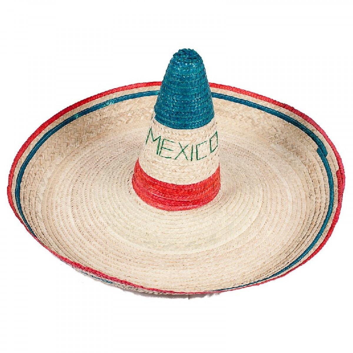 3d16d4a2fb76e Sombrero Viva Mexico Zapata Fiestas Patrias Revolucion -   65.000 en ...