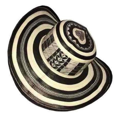 sombrero vueltiao 21  vueltas  original colombia sombreros