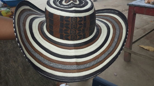 sombrero vueltiao 21  vueltas original hecho grano de arroz