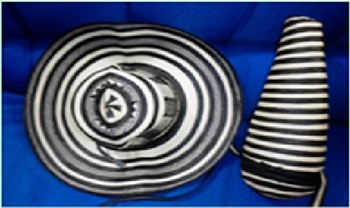 Sombrero Vueltiao De 19 Vueltas 100% Original + Estuche -   134.900 ... 98fa8a36810