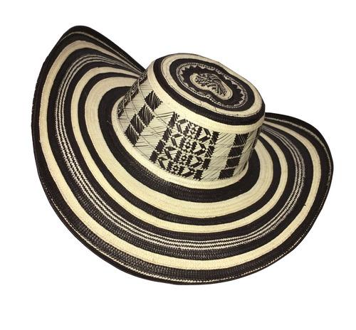 sombrero vueltiao de 19 vueltas + estuche original tuchin