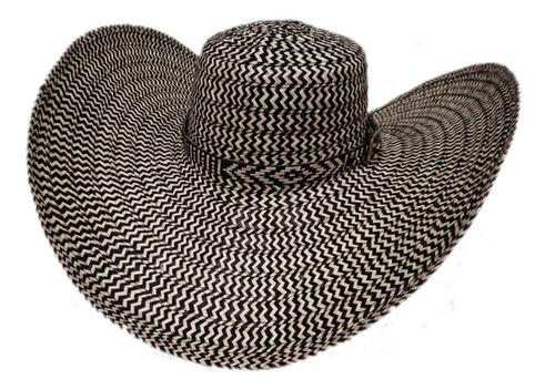 sombrero vueltiao economico+correa tejida original