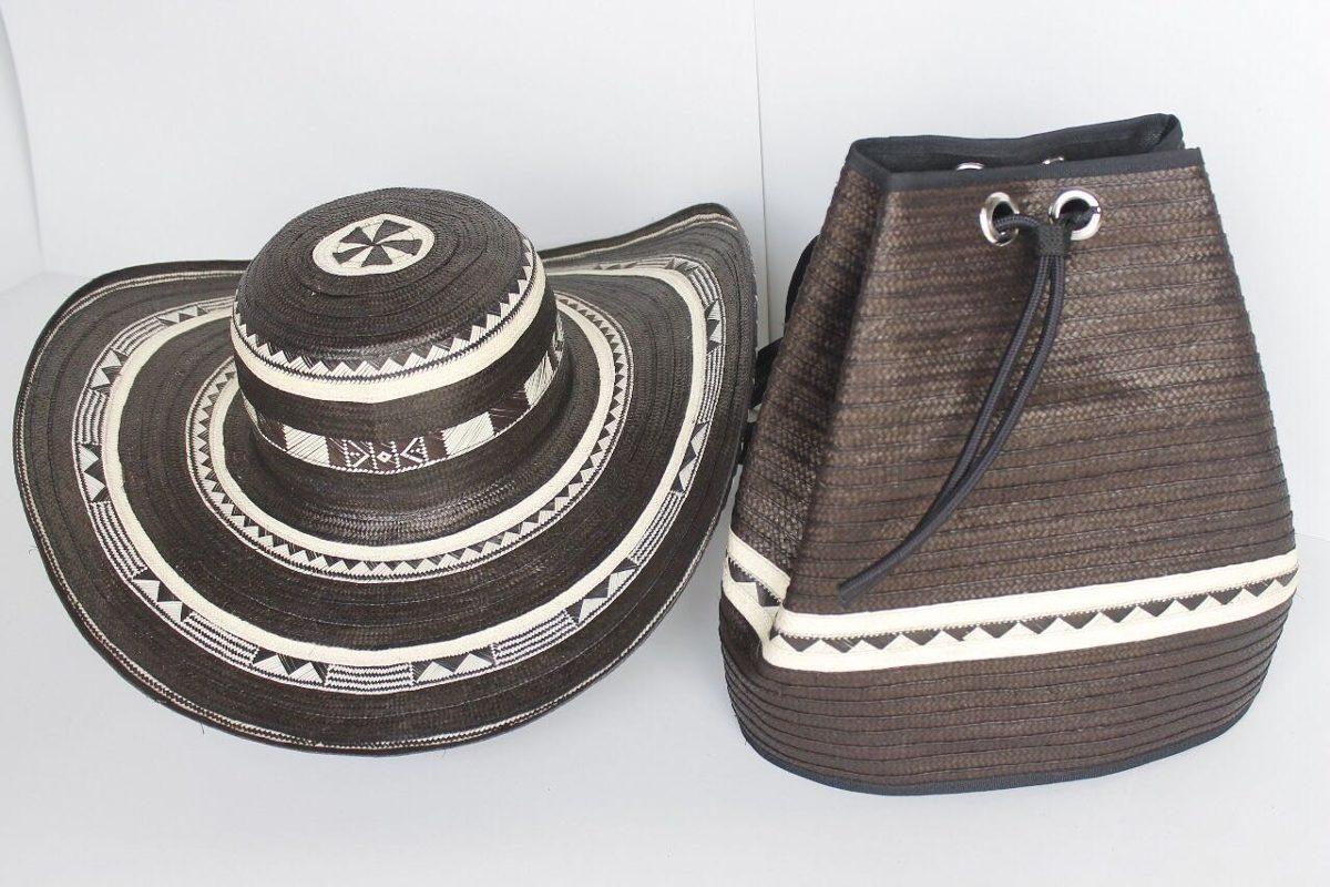 Sombrero Vueltiao Exclusivo 19 Vueltas + Bolso Para Mujer -   189.990 en Mercado  Libre ff65e2f9e66