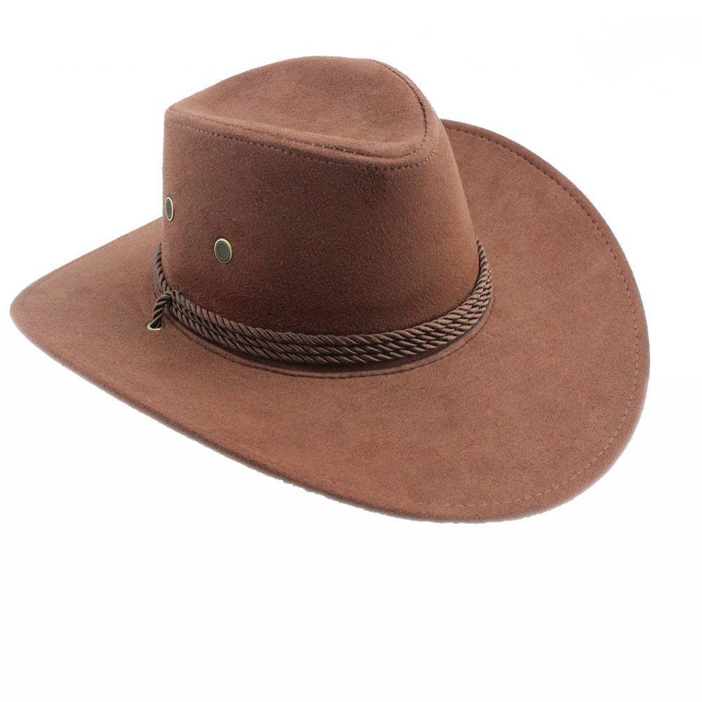 Sombrero Western Fieltro Unisex Indiana Jones Akubra Pkp08 ... 2007b60e227