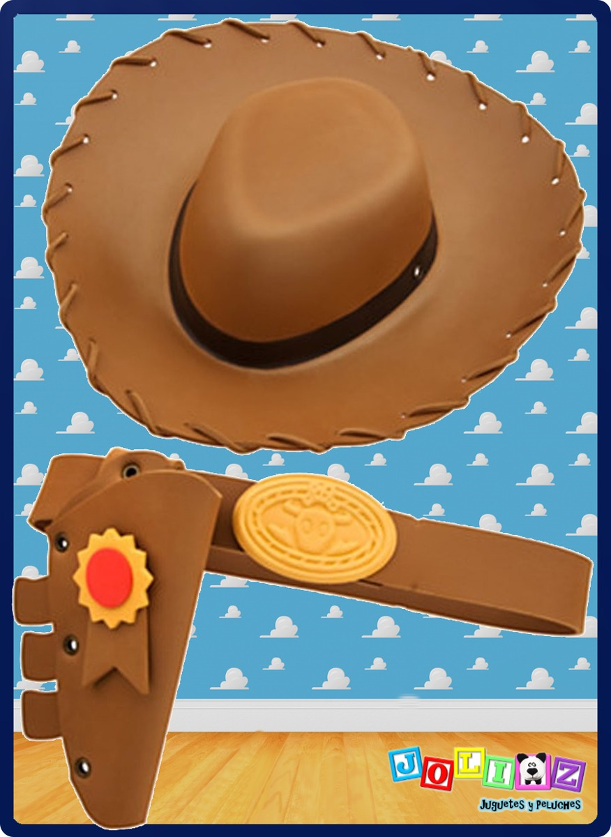 Snap Como hacer el sombrero de woody de Toy Story Imagui photos on . 9acf96997f7