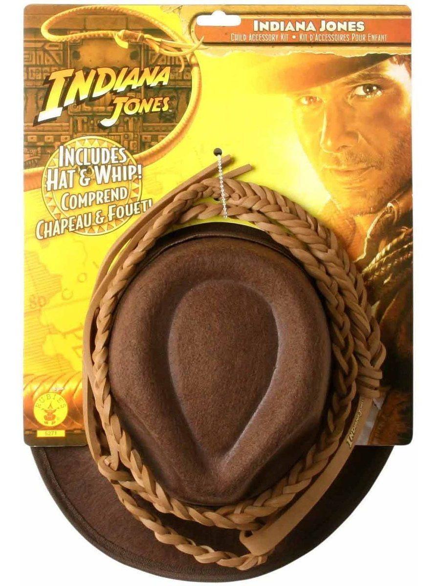 Sombrero Para Látigo Jones Accesoriode Y Indiana Niños De vynON80wm