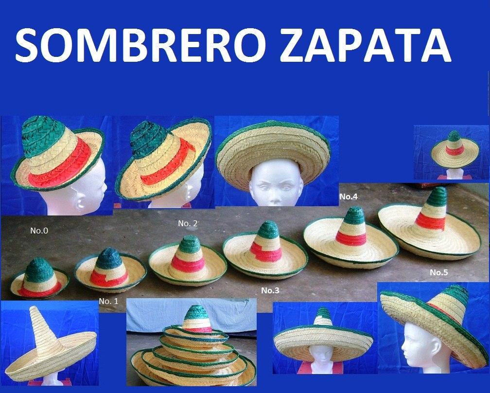 Sombrero Zapata e81a85a2244