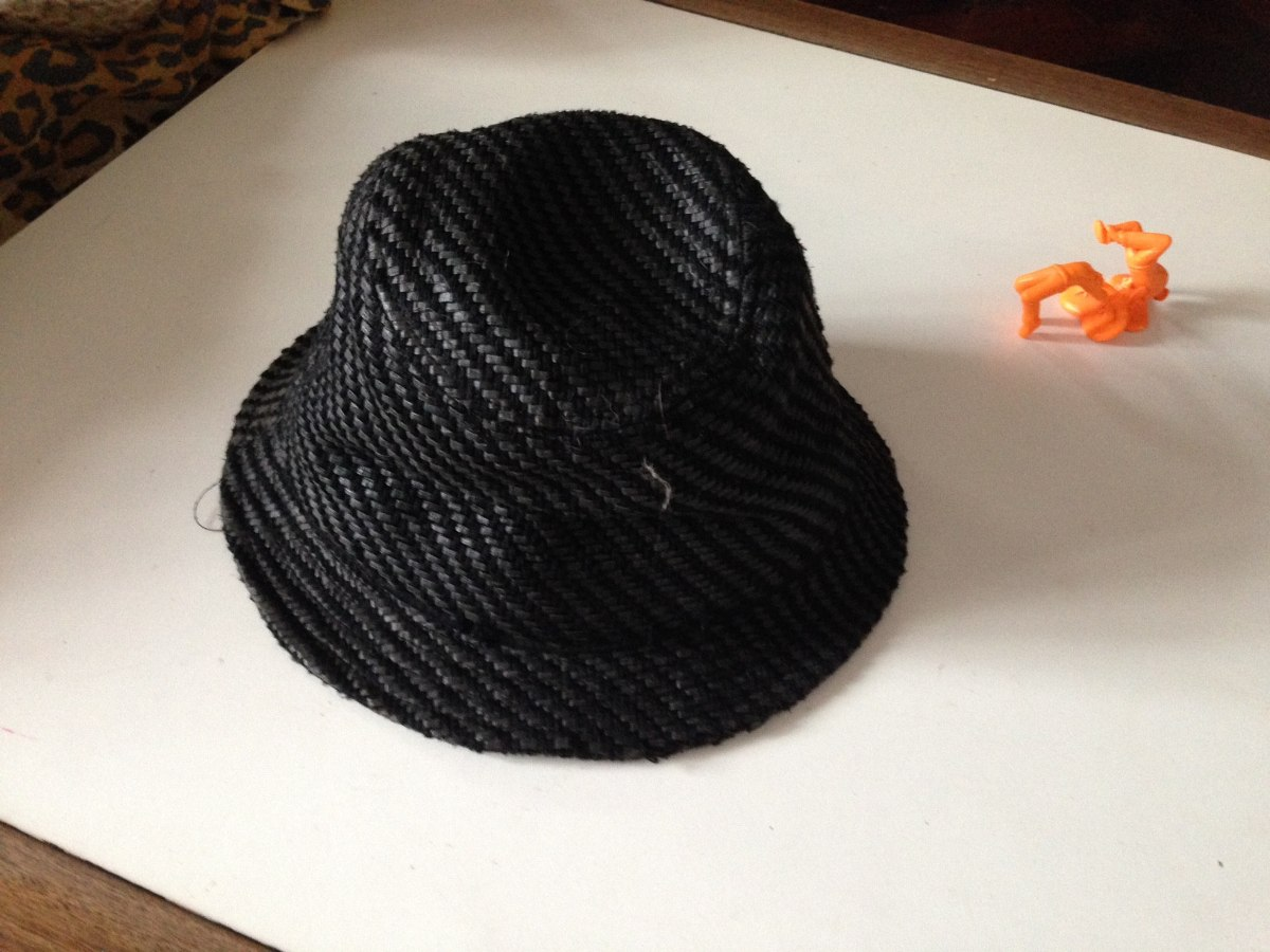 5b78bfceb8bab sombrero zara mujer . Cargando zoom.