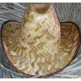 db4262b0dd11a 80 Sombreros Vaquero De Palma Niños Adultos Fiesta Animación