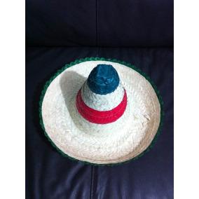 0086f72a4461d 10 Sombrero Zapata Adulto 60 Cm Palma Mexicano Fiesta Mex. 2 vendidos -  Morelos · 10 Sombrero Zapata Palma Adorno Septiembre Mexicano