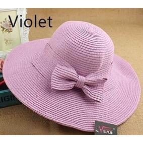 2bcdfd9bb10ae Sombreros Elegantes Para Mujer - Sombreros en Mercado Libre México