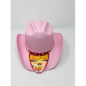 629b6e30a6df4 Sombrero Vaquero Rosa Para Niña en Mercado Libre México