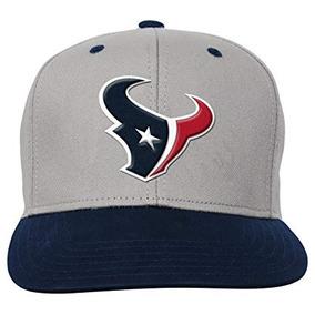 da138f40464b7 Equipo De Nfl Houston Texans Boys Bebé Flatbrim Gorra Sombre
