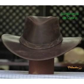 f8178dd7f4033 Sombrero Cuero - Sombreros para Hombre en Mercado Libre Colombia