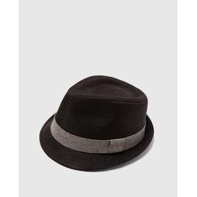 6d06a030e424b Sombrero Básico Zara Man De Estructura Algodón. Remate