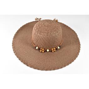 76d8fda3f1681 Sombrero Sol Playa Tipo Paloma Primavera-verano Mod.2208