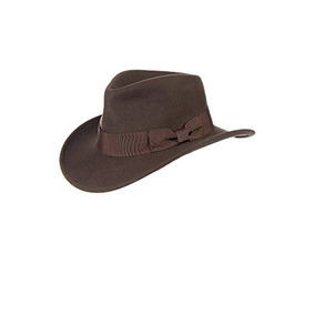 5164dfdd41498 Indiana Jones Crushable Sombrero De Fedora