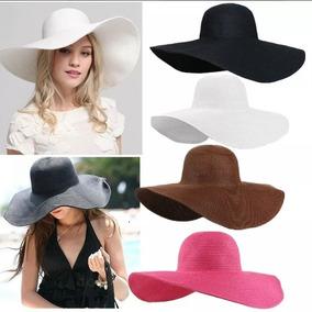 56a3f4b96bb56 Paquete De 10 Sombreros Para Playa Moda Primavera 2019