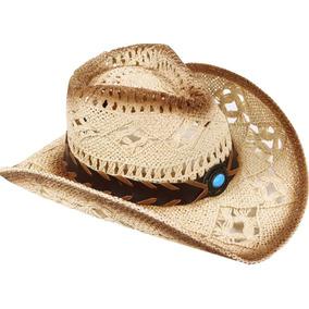 37d9c33cfe66b Sombreros De Paja Tipo Cowboy - Ropa y Accesorios en Mercado Libre ...