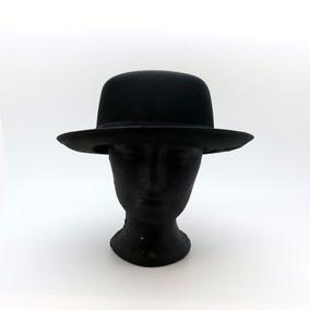 33f6498097b98 Sombrero Bombin Negro Niño en Mercado Libre México