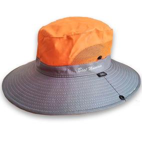 7041c4eb75bff Sombrero Texana Tejana Unisex Hombre Mujer Gamuza Textil. Distrito Federal  · Sombrero Unisex Bucket Upf50 Ligero Impermeable Hombre Mujer