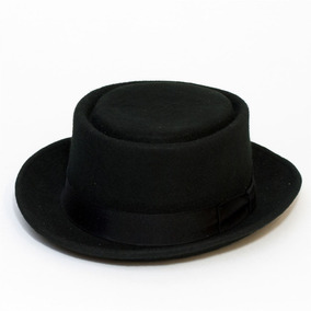 b50e0351a23de Sombrero Pork Pie Unisex Breaking Bad Hipster Elegante