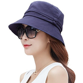 33e2729850569 Siggi Ladies Bucket Cord Sun Summer Beach Hat Con Ala Pequeñ