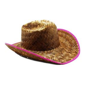 b0f8ba681104a 10 Sombrero Palma Vaquero Fiesta Batucada Bordes Color Fh3