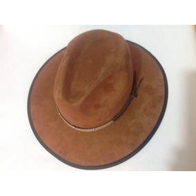 a3efe138908ae Sombrero Gamuza - Sombreros en Mercado Libre México