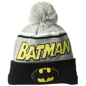d1dc47c2de597 New Era Gorra Para Hombre Joven Batman Jumbo Cheer Pom Knit