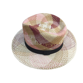 dd163920cfe34 Sombrero Americano Palma De Jipi Tipo Panamá Varios Colores