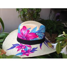 44f9f2e313591 Sombreros Damas Pintados en Mercado Libre Colombia