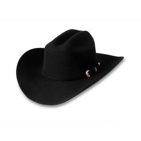 625eb05d70017 Sombrero Texano Montana Walton Negro Rojo O Belly