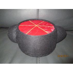 079a37a7e68c6 Sombrero Torero Negro Matador Disfraz Niño Adulto Barato