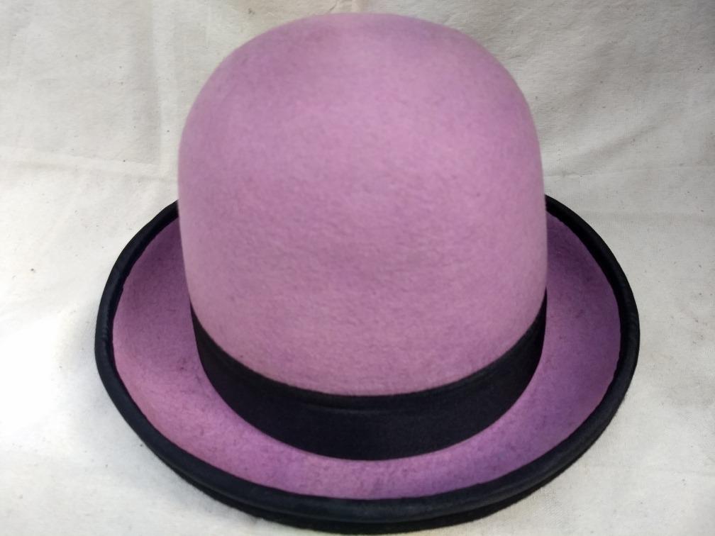 2e60880afa07b sombreros bombin - manipulacion doble paño. Cargando zoom.