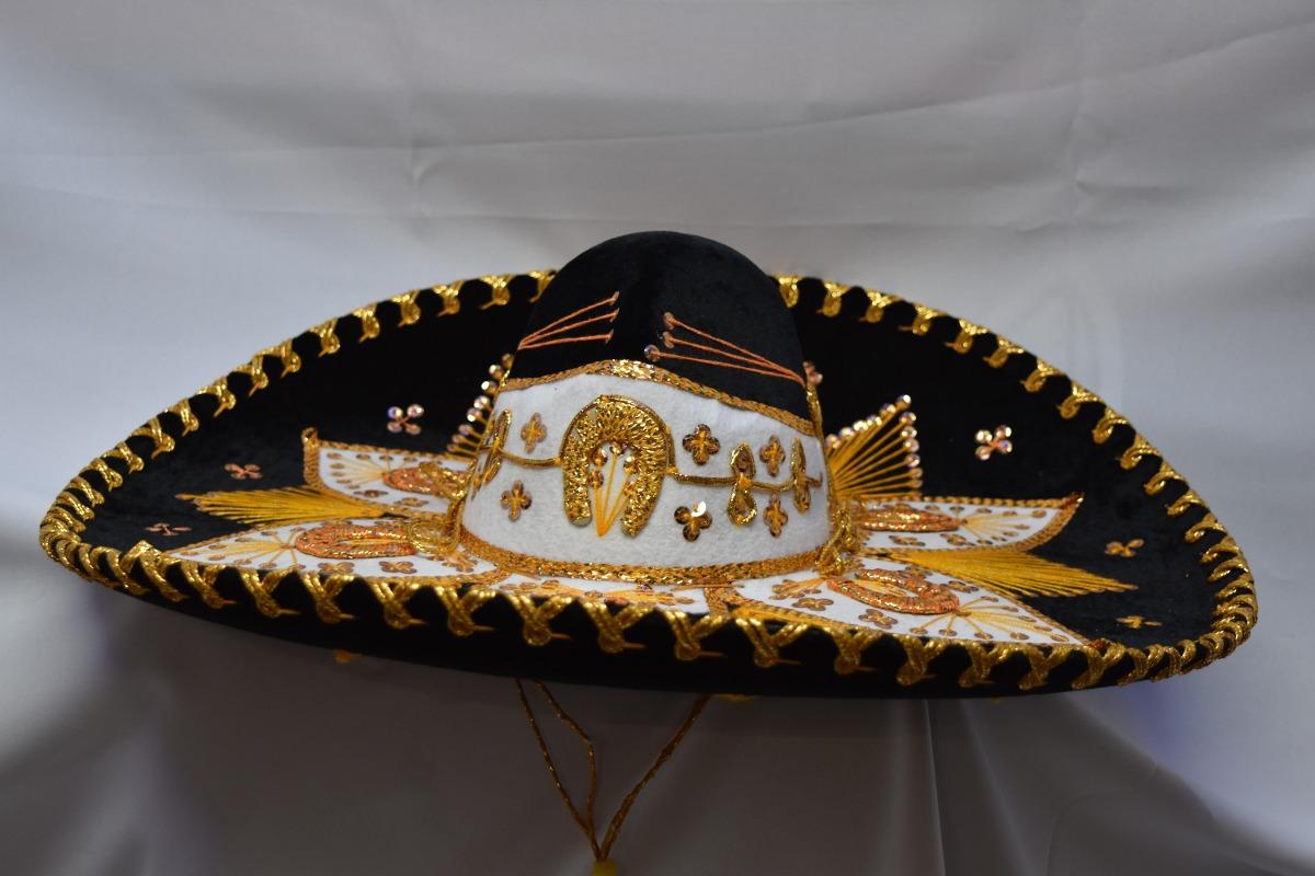 Sombreros Charro Mariachi -   500.00 en Mercado Libre d0b0c040b62